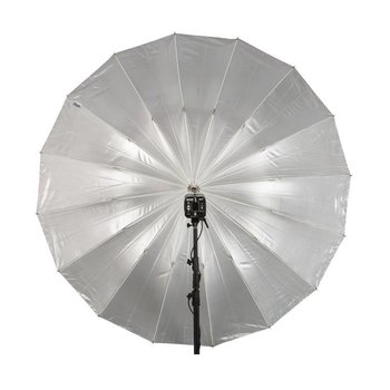 "Paul C Buff Softbox Umbrella 86"" Silver"