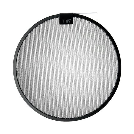 "Paul C. Buff 15° Grid for 8.5""  High Output Reflector"