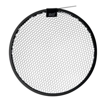 "Paul C. Buff 30° Grid for 8.5"" High Output Reflector"