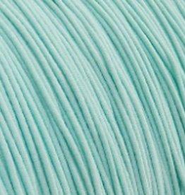 Elastiekdraad lichtblauw 0,8 mm (3m)