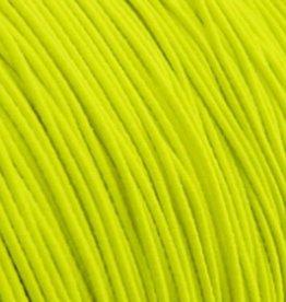Elastiekdraad neon geel 0,8 mm (3m)