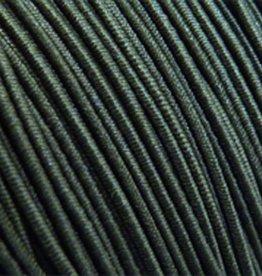 Elastiekdraad donkergroen 0,8 mm (3m)