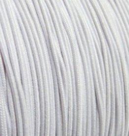 Elastiekdraad wit 0,8 mm (3m)