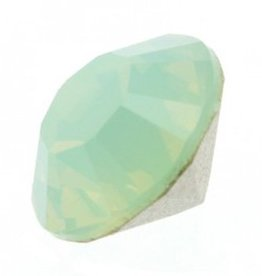 Swarovski puntsteen ss39 lichtgroen opaal