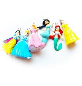Disney prinsessenbedels (per stuk of set)