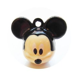 Mickey Mouse belletje (1x)