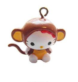 Hello Kittybedel aapje