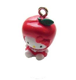 Hello Kittybedel appeltje