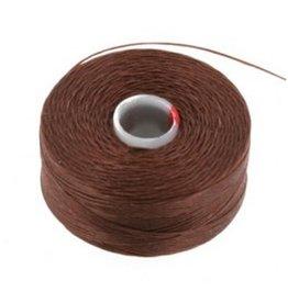 C-lon rijggaren diep bruin 0.16 mm (70m)