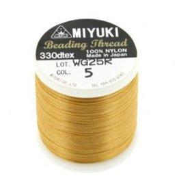 Miyukidraad goud (50m)