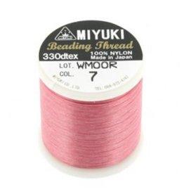 Miyukidraad roze (50m)