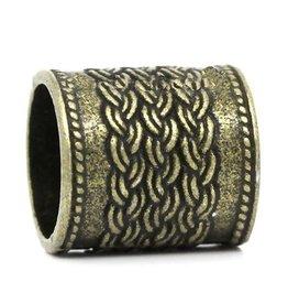 Cillinderkraal brons (3x)