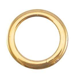 Dichte ring dq goud 18 mm (1x)
