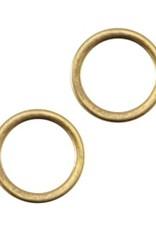 Dichte ring dq 8 mm antiek brons (5x)
