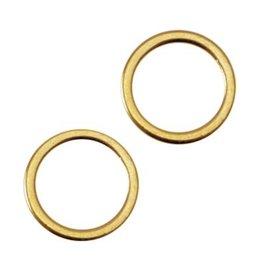 Dichte ring dq 8 mm goud (5x)