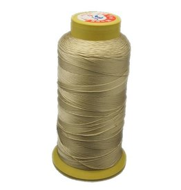 Nylon rijggaren 0.3mm goldenrod (10m)