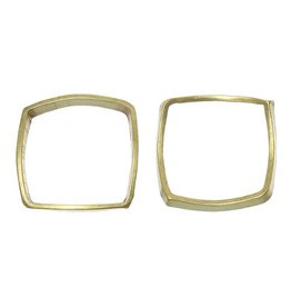 Tussenstuk frame vierkant 11mm (2x)