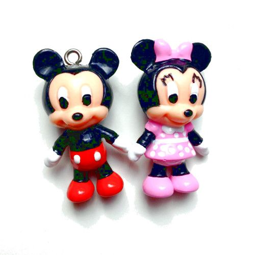 Extreem Mickey Mouse en Minnie Mouse - De Maan is Rond &LX85
