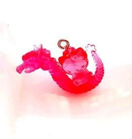 Hello Kitty op de draak