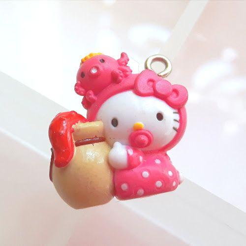 Bedel Hello Kitty met honingpot