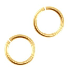 DQ buigring goud 4,5 mm (37x)