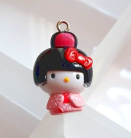 Bedel Hello Kitty geisha