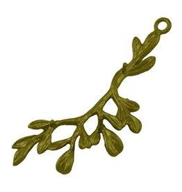 Hanger brons takje (1x)