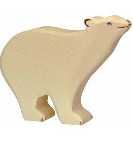 Holtziger Houten  ijsbeer