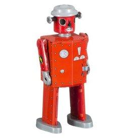 Mechato Robot Atomic Man rood