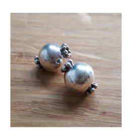 Kraal Sterling zilver 10 mm (1x)