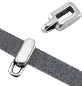 DQ metaal schuiver met oog 5 mm(1x)