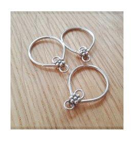 Connector Sterling zilver