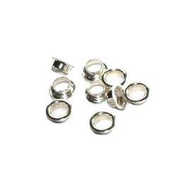 Sterling zilveren kern  Ø 5 mm