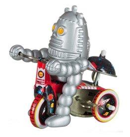 Mechato Robot op driewieler