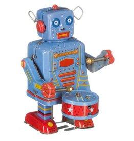Mechato Robot met trommel