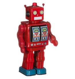 Mechato Vintage Robot Starstrider rood