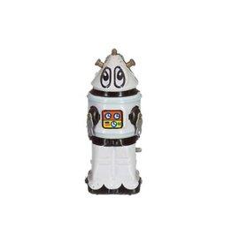 Mechato Spook robotje met grote ogen
