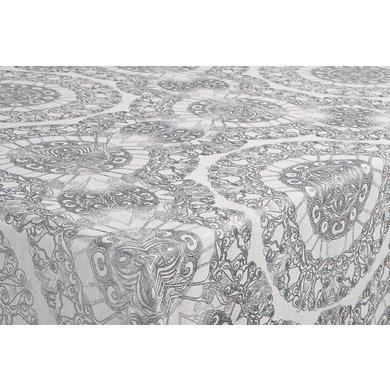 Studio Minale Maeda Minale Maede Tweened Damask Tablecloth