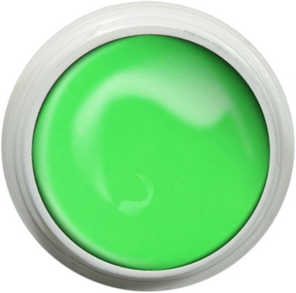 La Femme Colour Gel NEON 8g green