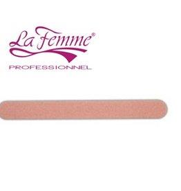 La Femme La Femme peach Mylar file 180/180