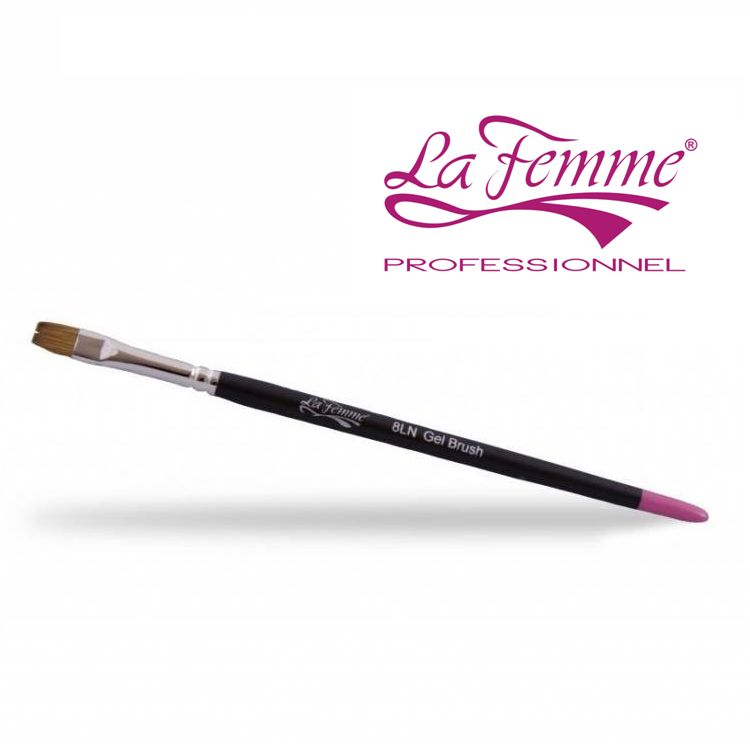 La Femme La Femme gel brush mt. 8