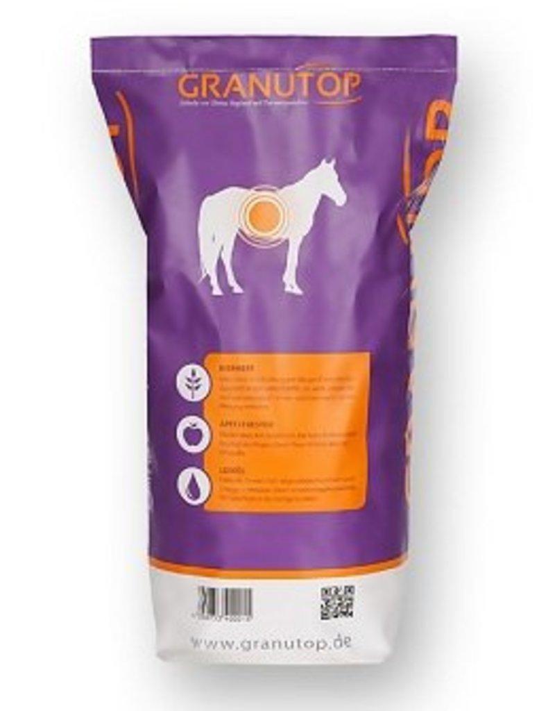 Granutop zak van 14,5 kilo (voldoende voor 75 dagen)