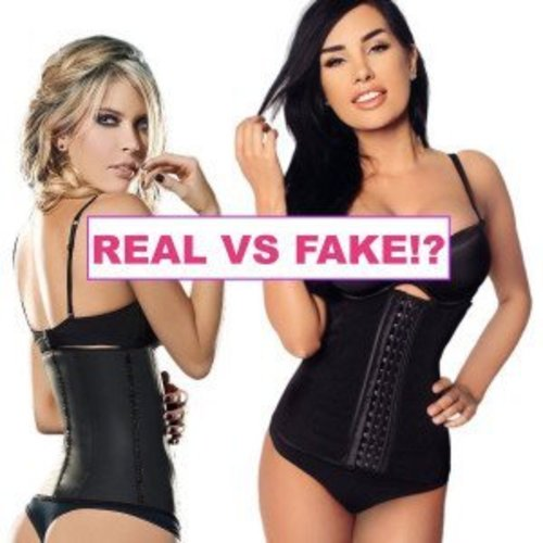 Real VS Fake Waist Trainers