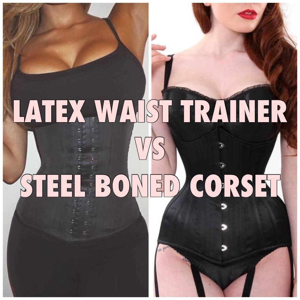 Waist Trainer of Corset?