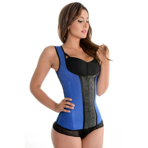 Ann Chery Waist Trainer Vest Sport Latex 3 Hooks - lang model