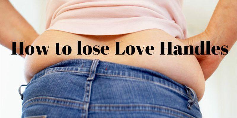 Lovehandles & waist trainen