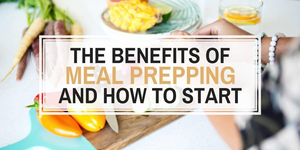 Voordelen van Meal Prepping