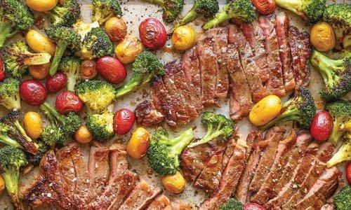 Meal Prep Sheet Pan Recepten