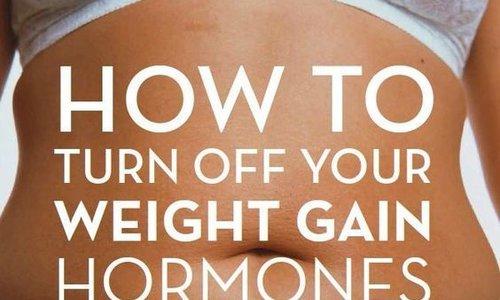 Hormonen en gewicht