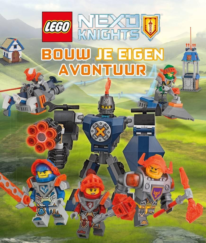 Boek lego nexo knights bouw je eigen avontuur 9 for Bouw je eigen badkamer
